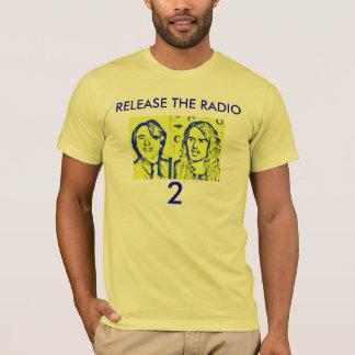 RUSS U. ROSS, GEBEN DEN RADIO 2 FREI T-Shirt