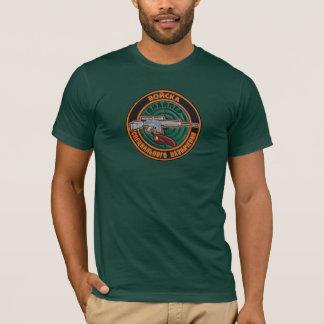 Russe Spetsnaz Scharfschütze-Flecken T-Shirt