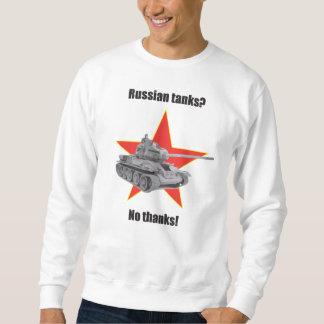 Russische Behälter? Kein Dank! Pullover