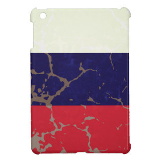 Russische Flagge iPad Mini Hülle