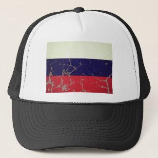 Russische Flagge Truckerkappe