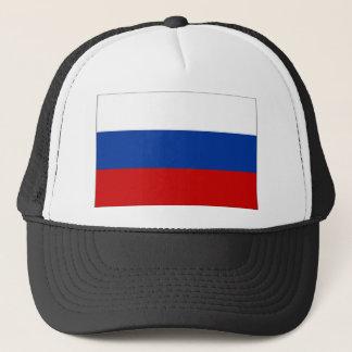 Russische Föderations-Staatsflagge Truckerkappe