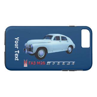 Russische GAZ M20 Limousine iPhone 8 Plus/7 Plus Hülle