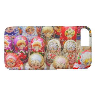 Russische genistete Puppen iPhone 8/7 Hülle