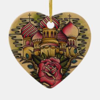 Russische Kirche Ornament