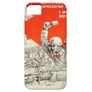Russische WWII Propaganda iPhone 5 Hüllen