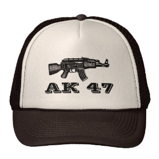Russischer AK 47 Hutentwurf Retrokultkappe