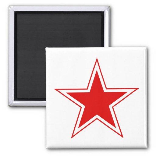 Russischer kalter Kriegs-Magnet Magnets