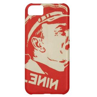 Russischer kommunistischer Führer Lenin iPhone 5C Hülle