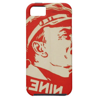 Russischer kommunistischer Führer Lenin Tough iPhone 5 Hülle