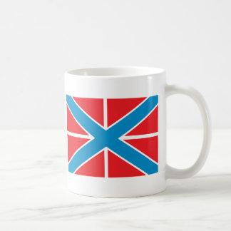 Russischer Marine-Jack Kaffeetasse