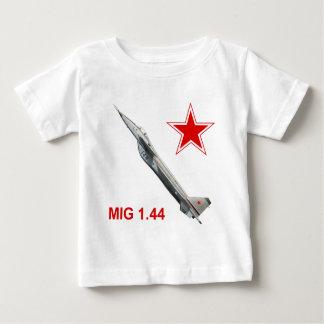 Russischer Mig 1,44 Baby T-shirt