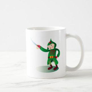 Russischer Soldat Kaffeetasse