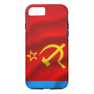 Russischer Sowjet Fed. Socialist Rep. iPhone 7 iPhone 8/7 Hülle