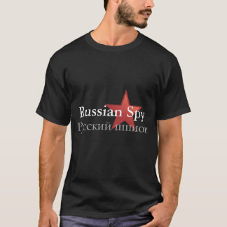Russischer Spion T-Shirt