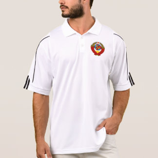 RUSSISCHES GERB UDSSR POLO SHIRT