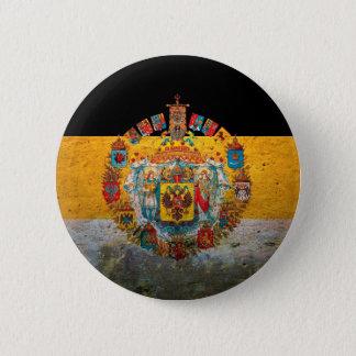 Russisches Reich-Flagge Runder Button 5,1 Cm
