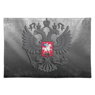 Russisches Symbolflaggengrau Tischset