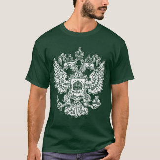 Russisches Wappen T-Shirt