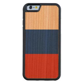 Russland-Flagge Bumper iPhone 6 Hülle Kirsche
