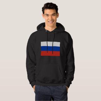 Russland-Flagge Hoodie