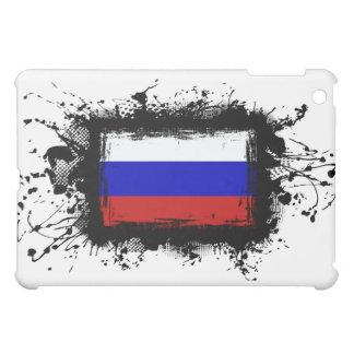 Russland-Flagge iPad Mini Hülle