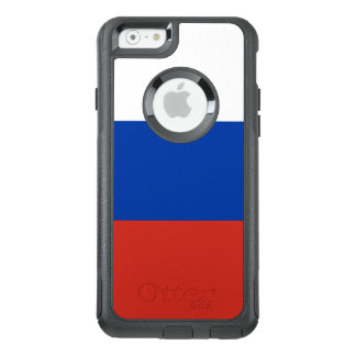 Russland-Flagge OtterBox iPhone 6/6s Hülle