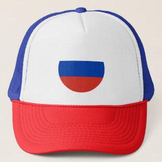 Russland-Flagge Truckerkappe