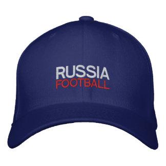 RUSSLAND-FUSSBALL BASEBALLMÜTZE