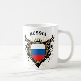 Russland Kaffeetasse