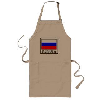 Russland Lange Schürze