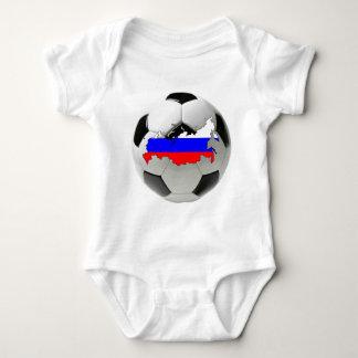 Russland-Nationalmannschaft Baby Strampler