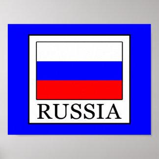 Russland Poster