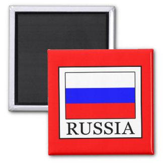 Russland Quadratischer Magnet