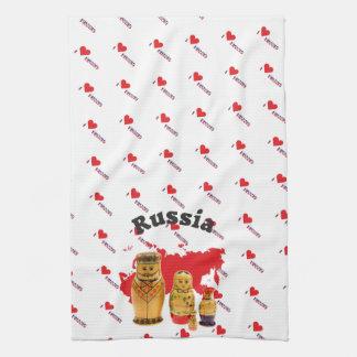 Russland - Russia Babuschka Geschirrtücher