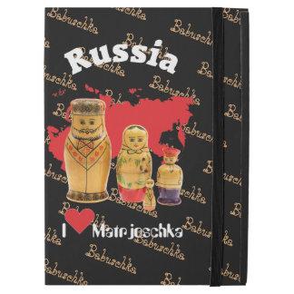 Russland - Russia Babuschka IPad Hülle