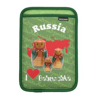 Russland - Russia Babuschka IPad Tasche Sleeve Für iPad Mini
