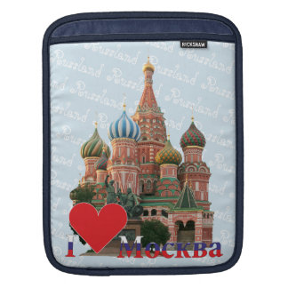 Russland - Russia Moskau IPad Tasche Sleeve Für iPads