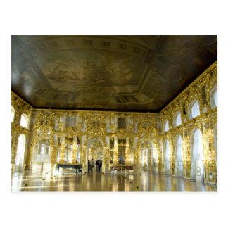 Russland, St. Petersburg, Catherine Palast (2 Postkarten