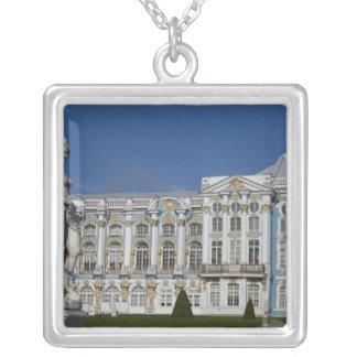 Russland, St. Petersburg, Catherine Palast (3 Versilberte Kette