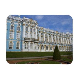 Russland, St. Petersburg, Pushkin, Catherine 4 Vinyl Magnete