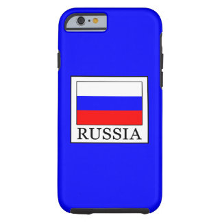 Russland Tough iPhone 6 Hülle
