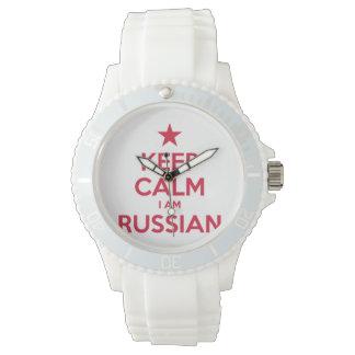 RUSSLAND UHR