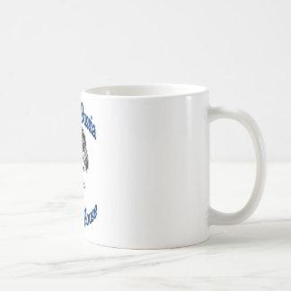 Russland von meinem Haus Kaffeetasse