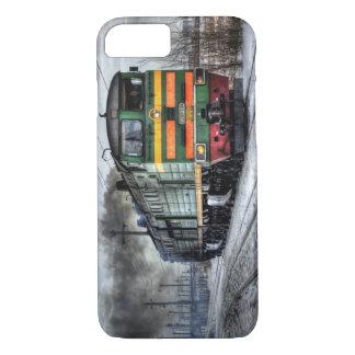Russland-Zug-Lokomotive iPhone 8/7 Hülle