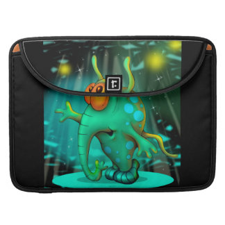 "RUSSS 2 ALIEN-CARTOON NIEDLICHES Macbook Pro15"" Sleeve Für MacBooks"
