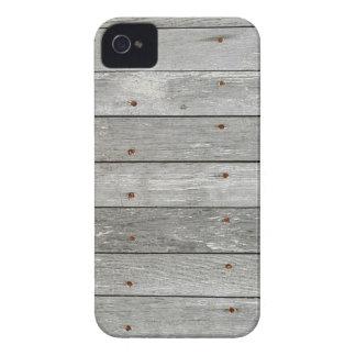 Rustikale hölzerne iPhone 4 Hülse iPhone 4 Cover