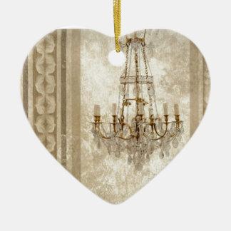 Rustikale Leuchter-Westernland-Cowboystiefel Keramik Ornament