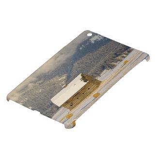 Rustikale Scheunen- und Heuballen nach einem Hülle Für iPad Mini