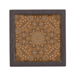 Rustikale Skala-bunte hölzerne Geschenkboxen Kiste